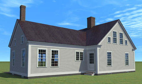 Architect House Plans - The Landgrove